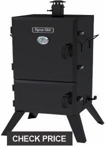 """Dyna Glo DGX780 BDC- D 36"""" Vertical Charcoal Smoker"""