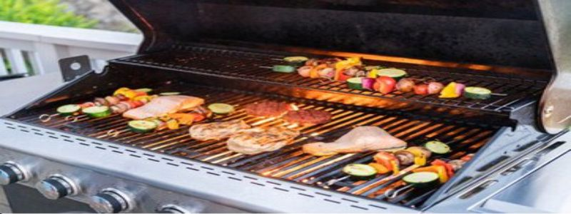 How to Use a smoker box on a Gas Grill