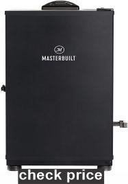 Maser Built MB 20071117 Digital Vertical Electric Smoker