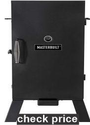 Master built MB 20070210 Analog Vertical Electric Smoker