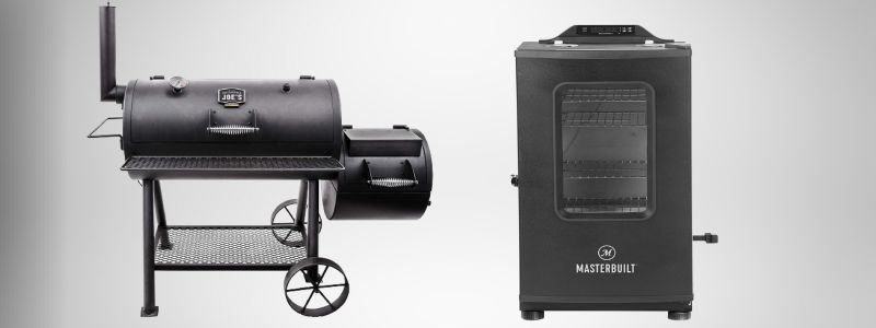 Offset Smoker vs. Electric Smoker