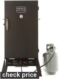 Smoke Hollow PS4415 Vertical Propane Smoker