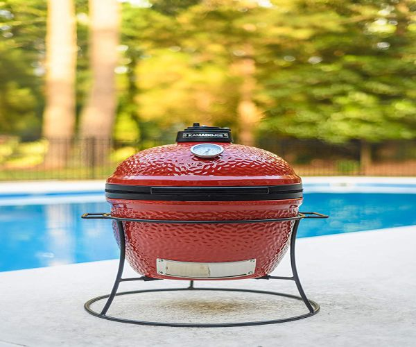 Kamado Joe Jr Review
