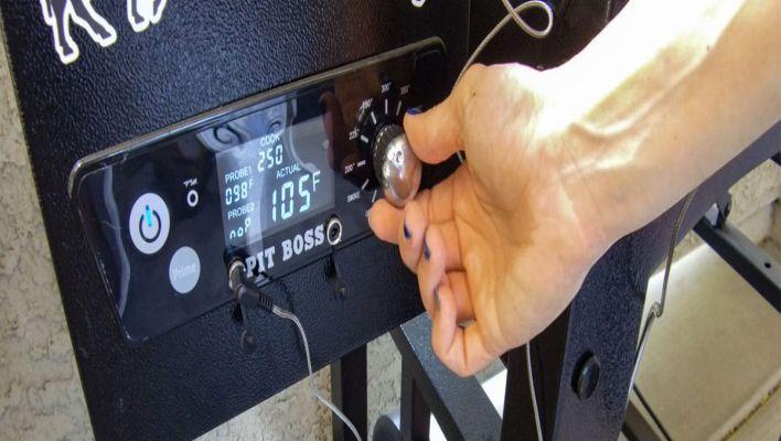 Pit Boss Austin XL Digital Control