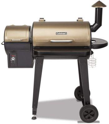 Cuisianart CPG-4000 Wood BBQ Grill