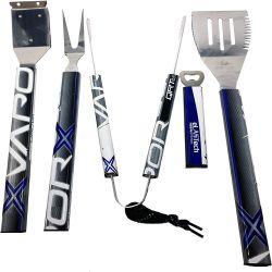 Hockey Sticks BBQ Set