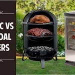 Electric Smoker Vs Charcoal Smoker-Which is Best, or Better, FOR YOU?