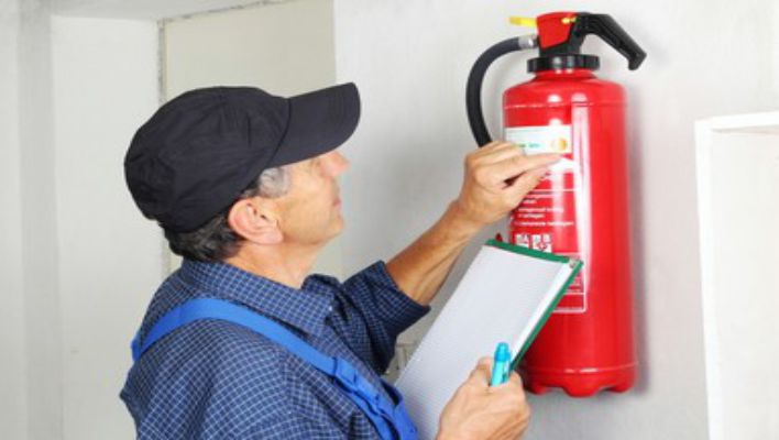 Quality of Fire Extinguisher