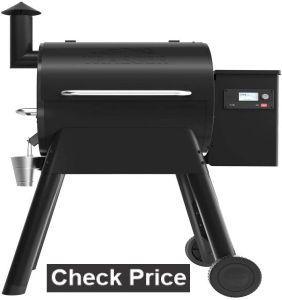 Traeger TFB57GLE Pro 575 Grill, Black, Fulfilled