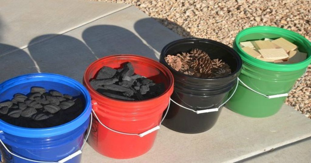 How to Store Charcoal
